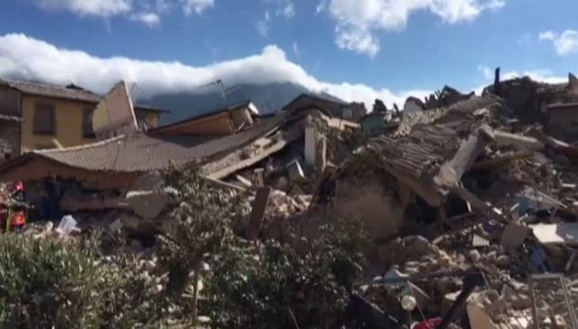 Dozens dead after 6.2 earthquake strikes Italy 9NEWSMornings