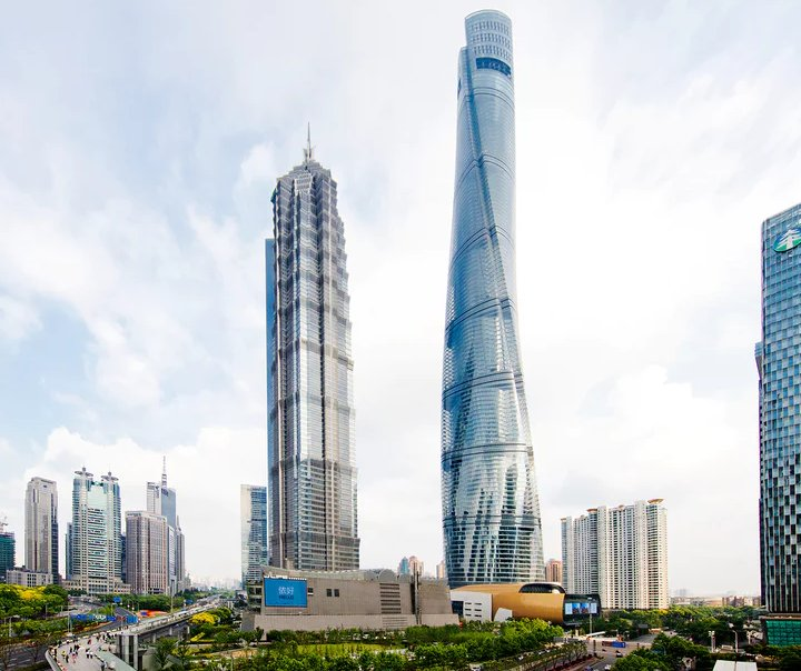 Inside Shanghai Tower: @guardian explores the controversies of #green #skyscrapers https://t.co/lNvjQdRsxV