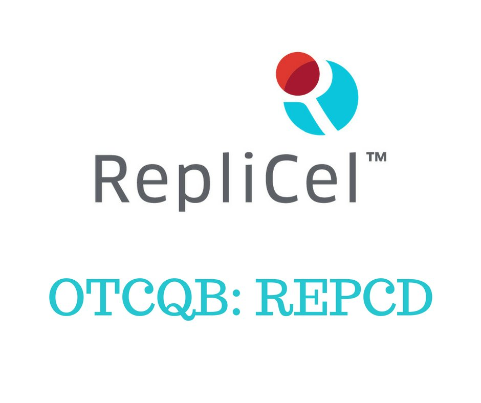 Replicel Life Sciences On Twitter Replicel Life Sciences Inc Is