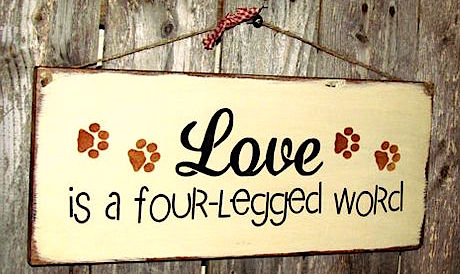 """Daily Muse: """"LOVE is a four legged word!"""" https://t.co/6RMN1xJsAG"""
