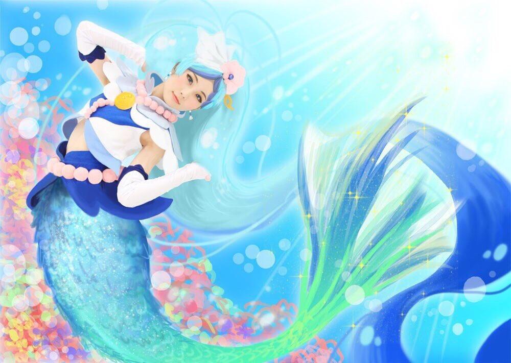千歳ゆう529 64楽園の女王エマ役 On Twitter Goプリンセスプリキュアキュア