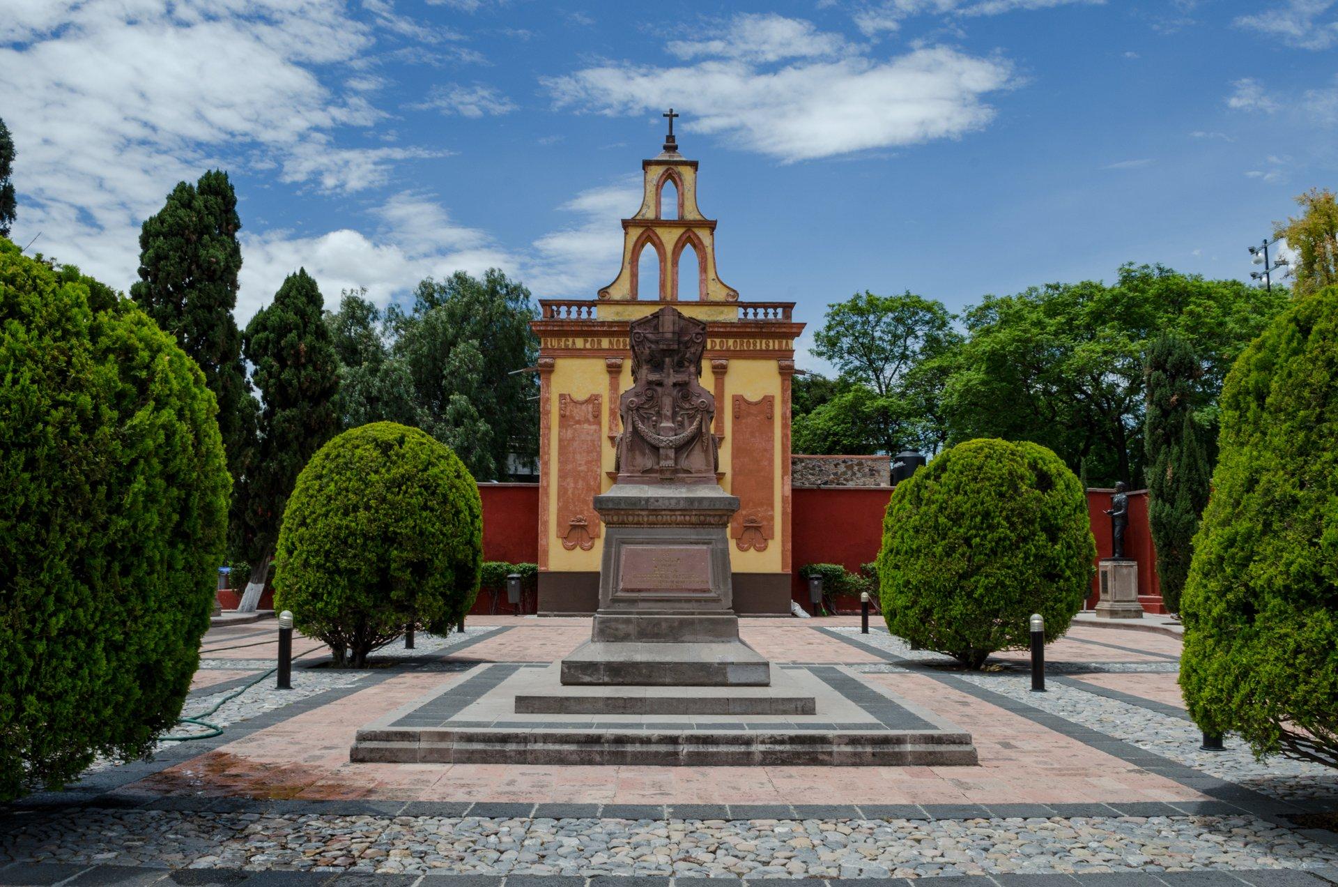 Recinto de Honor de las Personas Ilustres, Querétaro