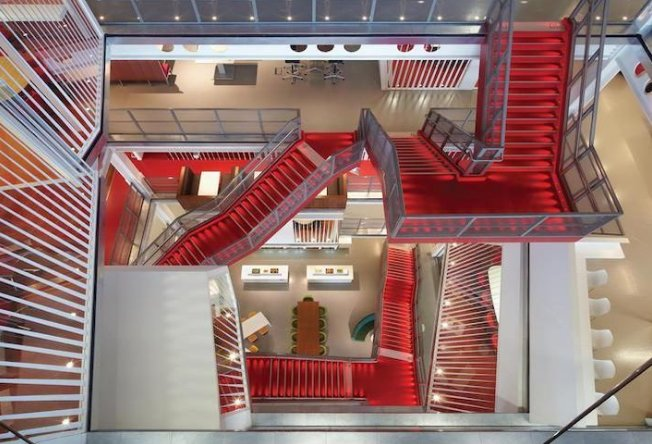 Get ready to get jealous: 5 of the coolest offices in #London https://t.co/VTDFKqgPg1 #property #realestate