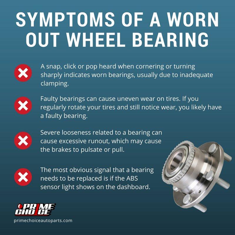 Auto Shack HB613190PR Front Wheel Hub Bearing Assembly Pair