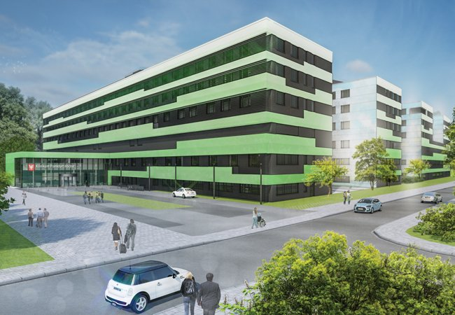 Germany to build first Passive House standard hospital via @CIBSEJournal https://t.co/1f8aJHedci #Build2Perform https://t.co/rzRvAR3KFV