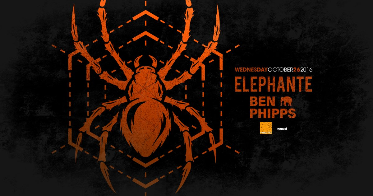 Couldn't be more pleased to welcome @iamtheELEPHANTE & @BenPhipps to Necto this October! #umich #AnnArbor https://t.co/INXjUkzdvC