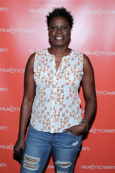 Leslie Jones' website hacked — nude photos, personal information posted