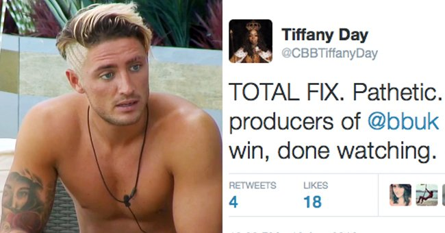 Woah. #CBB fans *very* suspicious after leaked footage of Bear suggests show's a fix... https://t.co/P3VIwJSk37 https://t.co/tDD40Nb7xQ