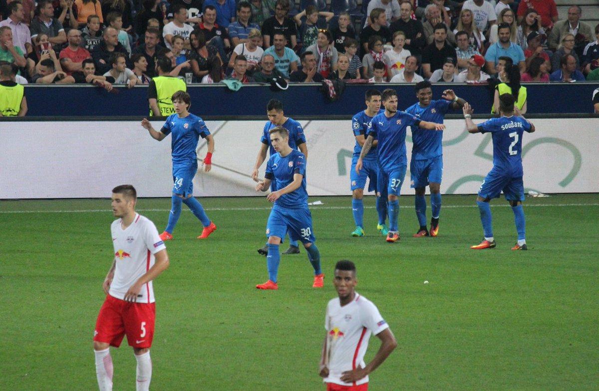 هلال عربي سوداني يقود دينامو زغرب للتأهل لدور المجموعات من دوري أبطال أوروبا (فيديو)
