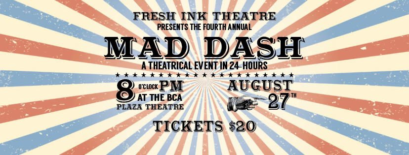 We're just days away from #MadDash2016 -- do you have your tickets yet? Don't miss the fun! https://t.co/RYYB0wiCmK https://t.co/LdFATCmAUW