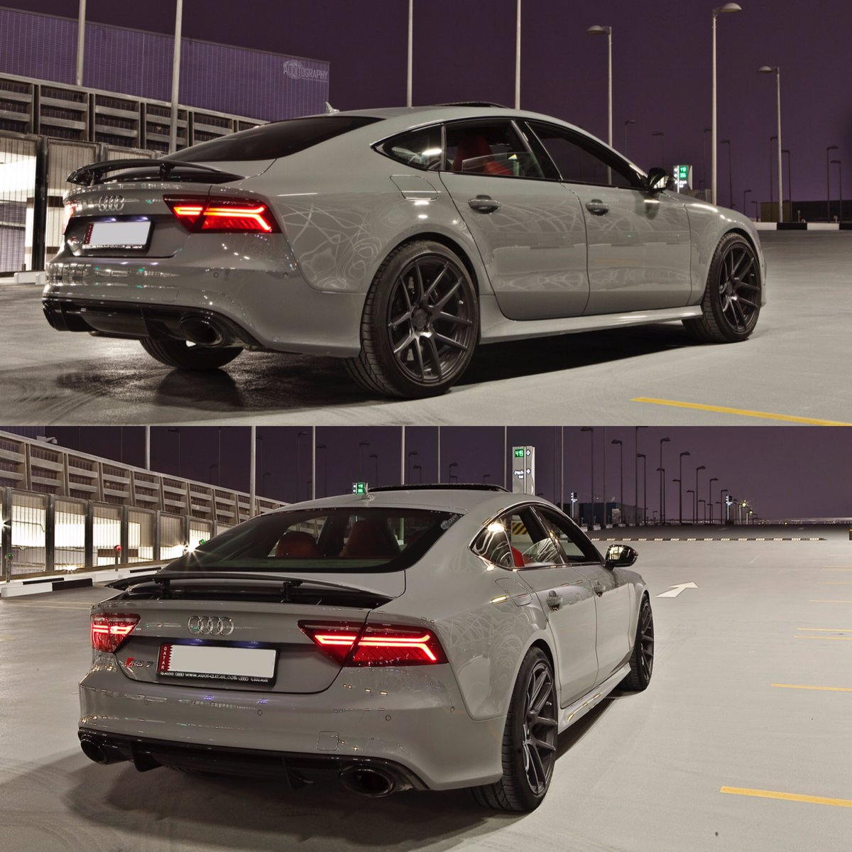 Auditography On Twitter The Head Turner Rs7 In Nardo Gray