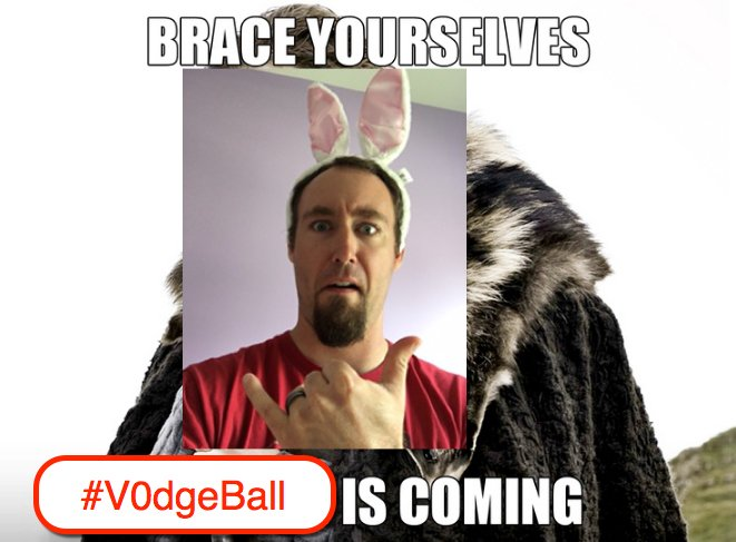 Image result for v0dgeball