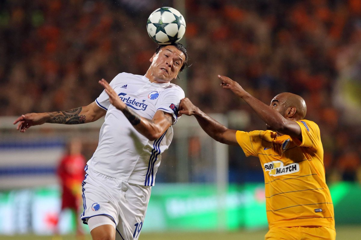 Video: APOEL vs Kobenhavn