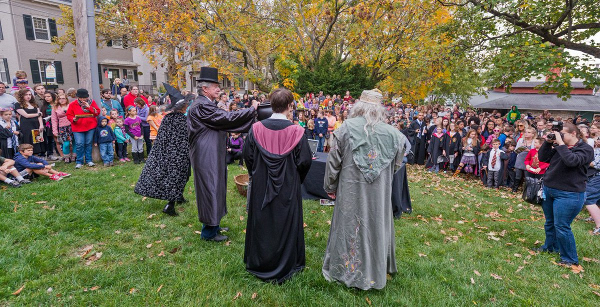 YES! Dates Announced For The 2016 Harry Potter Festival In Chestnut Hill