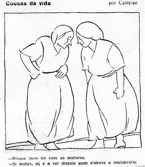 Resultado de imaxes para mulleres en cousas castelao