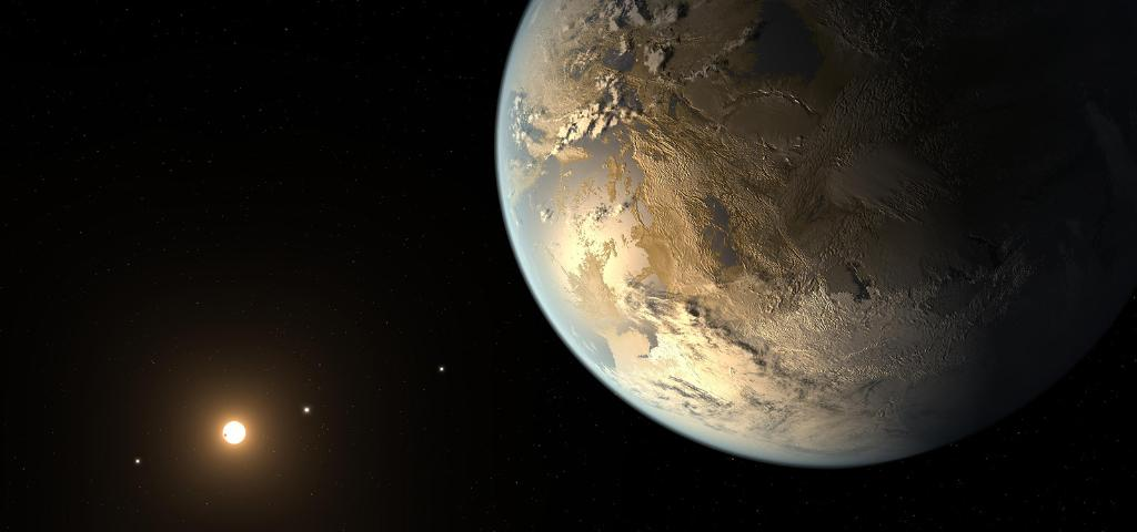 Congrats @ESO on discovery of 'Earth-like' planet. We're also searching for habitable worlds https://t.co/dzD9OVcac3