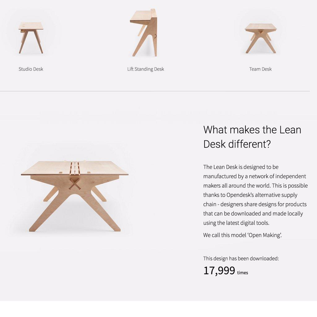 Open Desk Cc Trading Desk Furniture