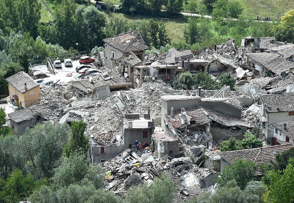 Many kids killed in ItalyEarthquake, but an 8-year-old girl was pulled from rubble alive