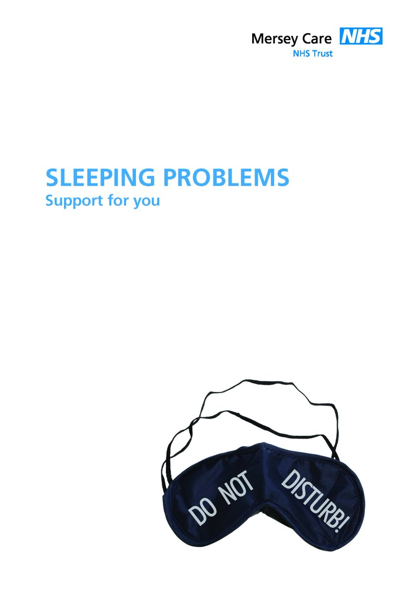 Mersey care nhs ft on twitter our self help guide offers tips mersey care nhs ft on twitter our self help guide offers tips for those who have problems sleeping httpst77caz4xrfc sciox Choice Image