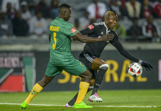 results orlando pirates 3 1 golden arrows hat trick for ndoro