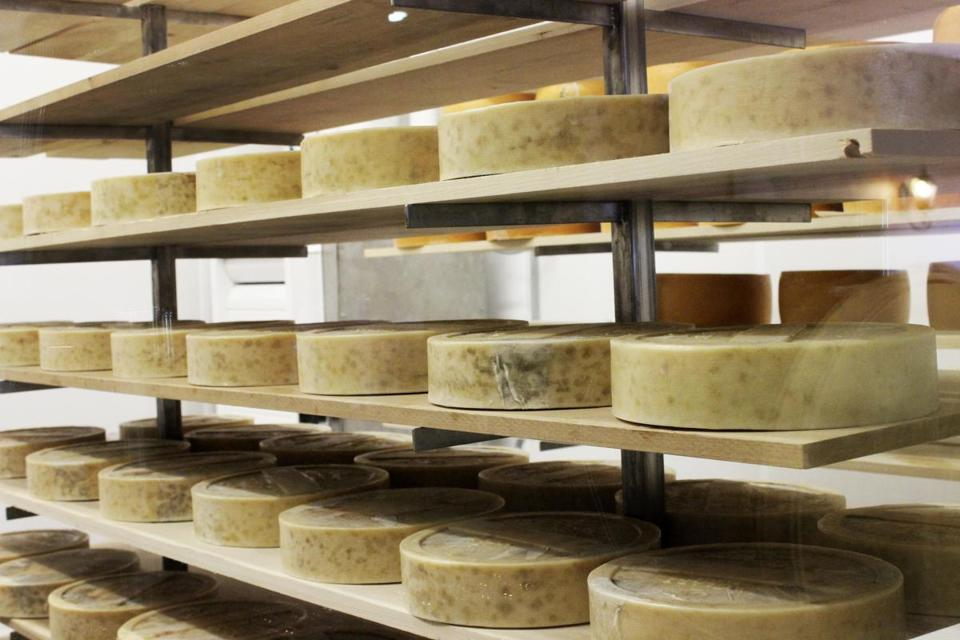 The US government says it's buying 11 million pounds of cheese