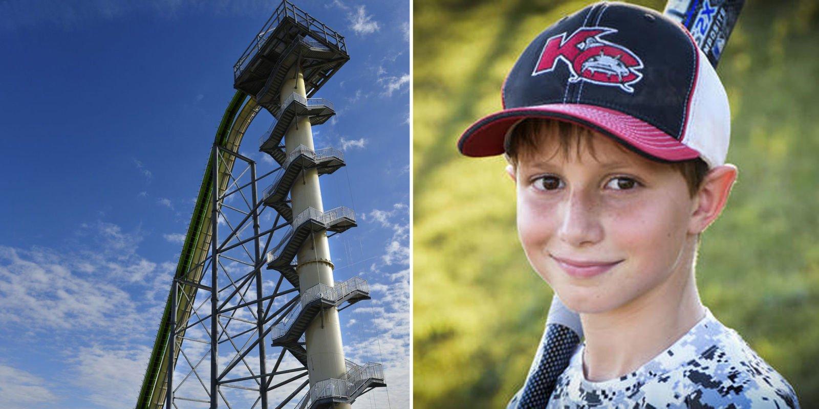 The water slide that killed 10-year-old Caleb Schwab hadn't been inspected since 2014 https://t.co/SGNPKCCNuj https://t.co/Iku5ktVPxt