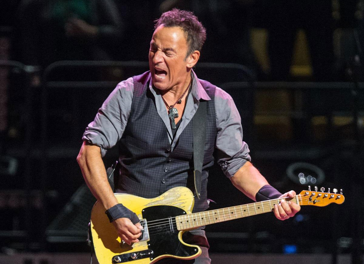 Tickets for an upcoming Bruce Springsteen concert are selling for only $25