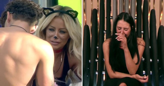 *SPOILER* Woah. The *biggest* #CBB fight yet is coming up on tonight's show... https://t.co/7fNEJN3MDF https://t.co/IfWstgrsZu