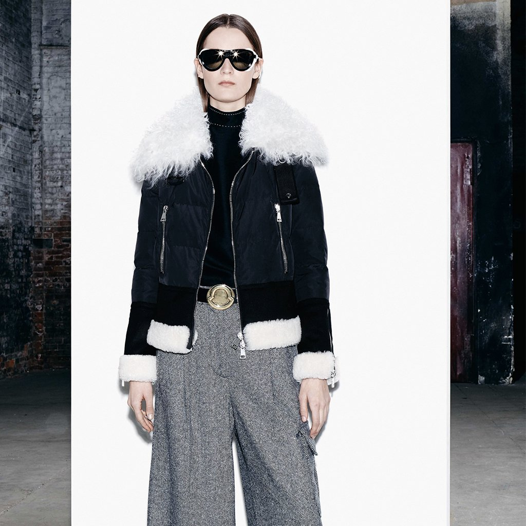 Channel luxury glamour of yesteryear with @Moncler outerwear, now at #NETAPORTER. https://t.co/4oOZEfrELw https://t.co/PqYm4FXnY1