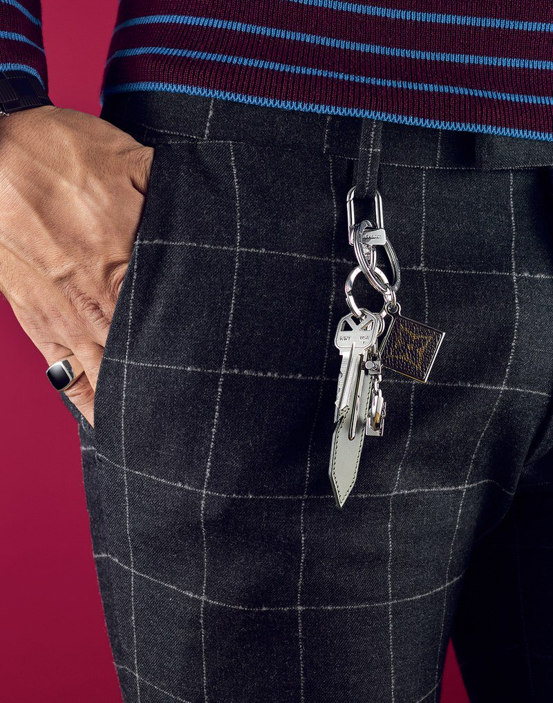 Pharrell's been doing it forever—it's time you made your keys part of your look https://t.co/HUYm37rCnD https://t.co/ASWzHe6XXi
