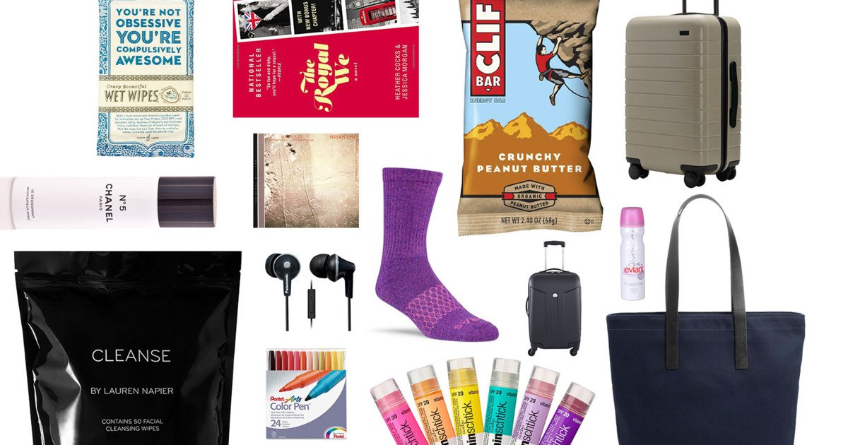 Going away for Labor Day? Here's a round-up of our editors' travel necessities: https://t.co/yXpobjotYl https://t.co/3A5BTQp6Xb