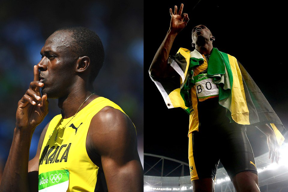 Usain Bolt kicked up a wave of conspiracy theories with just three hand gestures https://t.co/FXJ1G3sVtR https://t.co/NQ6BdYK6cA
