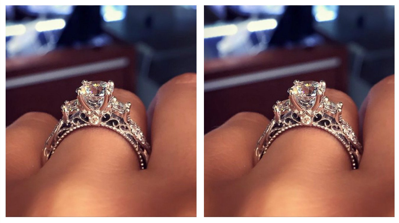 This is the most popular engagement ring on Pinterest. Are we surprised? https://t.co/I9Bxr1eaVa https://t.co/wAprsrN15H
