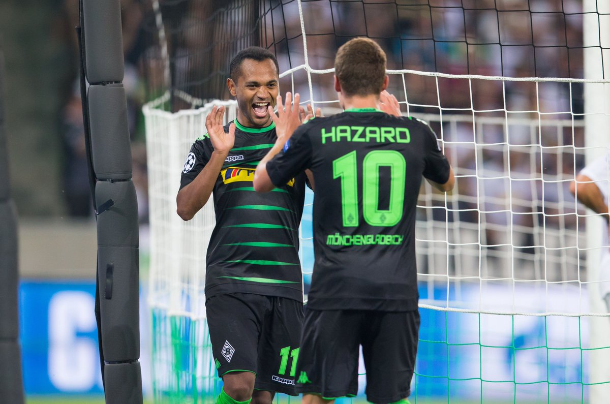 Video: Borussia M gladbach vs Young Boys
