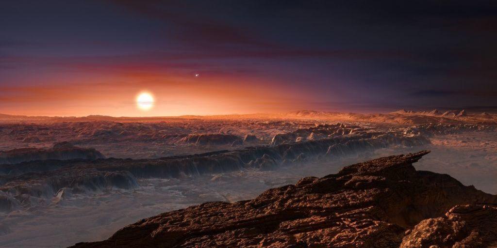 Earth-Like Planet Found Orbiting the Nearest Star https://t.co/oktL0MNJkX https://t.co/hS50KDKx3K