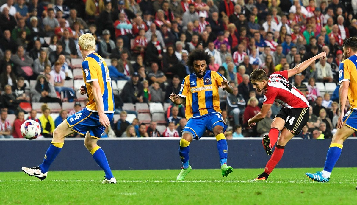 Video: Sunderland vs Shrewsbury Town