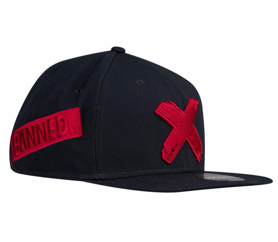 1de0ef32b8cf23 ... promo code for icymi jordan retro 1 banned snapback cap is now  available via foot locker