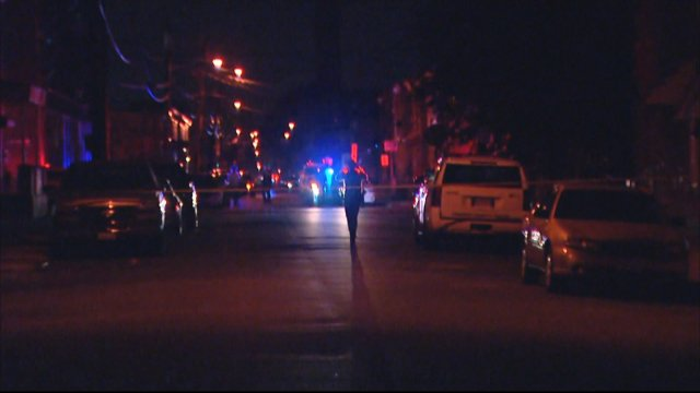 Police: 8-Year-Old Girl Critical, Caught In Crossfire In Camden Shooting