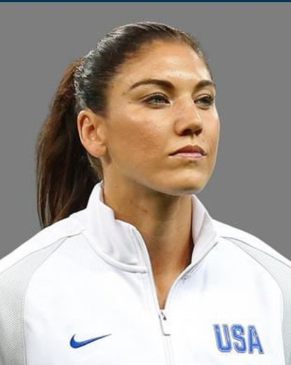Hope Solo suspended from national team for 6 months