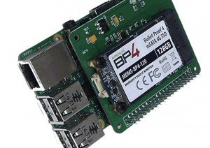Raspberry Pi goes big data gathering with storage disk drives