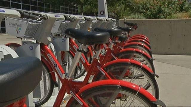 Bike sharing pedals closer to finish line in Longmont