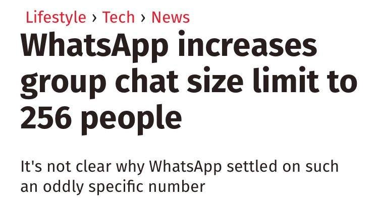 """""""an oddly specific number"""" https://t.co/m3J2w4h7gA"""