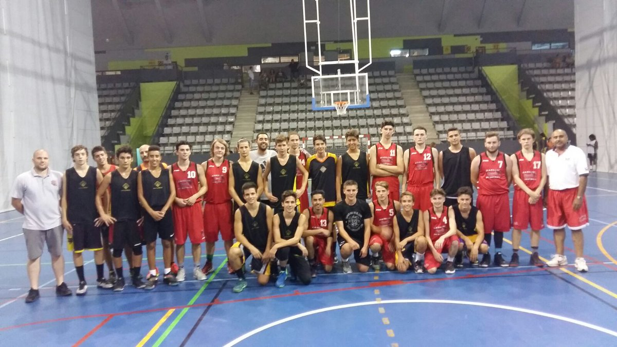Another win secured @cbblanes. 55-52 keeping it close as the Hawks U18's round up their 1st tour with 2 from 2! 🏀🏆 https://t.co/CyaDae2bsi