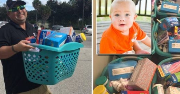 Mom Donates Supplies to Honor Late Son on What Would Have Been 1st Day of Kindergarten