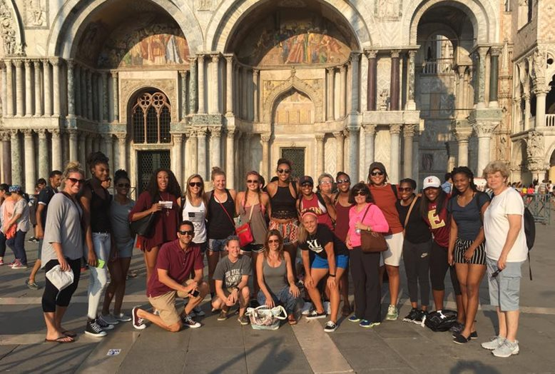 Elon women's basketball team touring Italy safe after earthquake