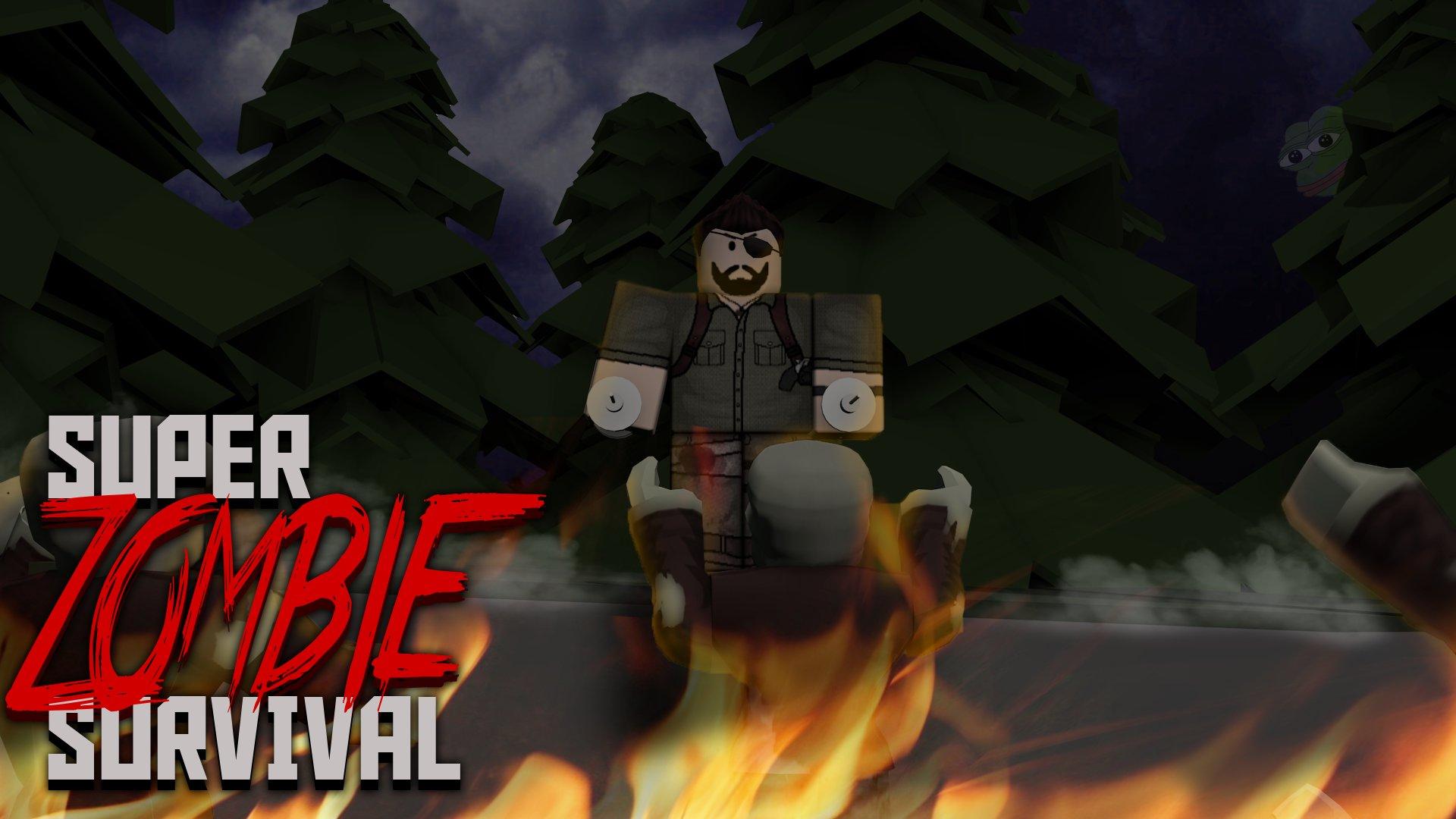 zombie survival games roblox