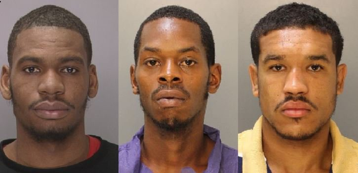 3 arrested in West Philadelphia triple shooting.