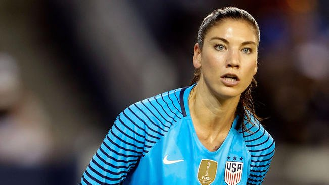 Hope Solo suspended six months for