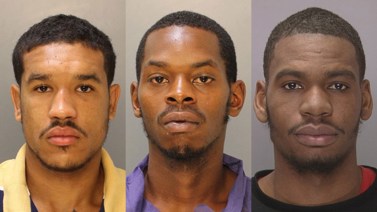 Olympic hopeful, 2 others charged in shootout sparked by argument with ex, police say