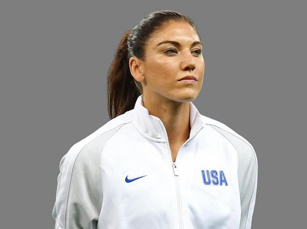 Hope Solo suspended from national team for 6 months.